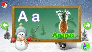Download Android Apps for Learning : Papa Noël French Teacher